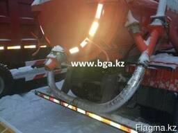 Ассенизаторская машина HOWO DLQ5150GXW3 -8кубов - фото 4
