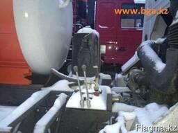 Ассенизаторская машина HOWO DLQ5150GXW3 -8кубов - фото 5