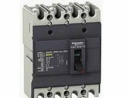 Автоматические выключателиEZC100 10KA 400 B 3П/3T 80А (1)