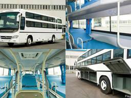Автобус для дальних расстояний с 36 спальными местами