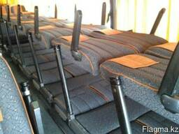 Автобус на межгород с лежачими местами (спальный салон)