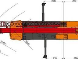Автокран Palfinger SANY STC800S - фото 4
