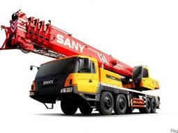 Автокран SANY STC750 - фото 3