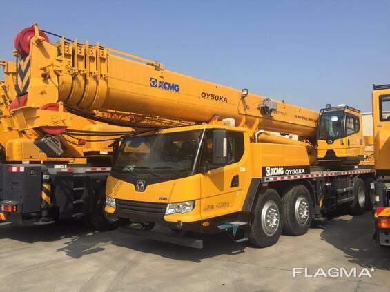 Автокран XCMG 50 тонн. Новый. USD187 ,700