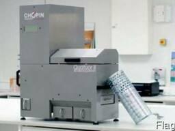 Автоматическая система измерения количества примесей в зерне