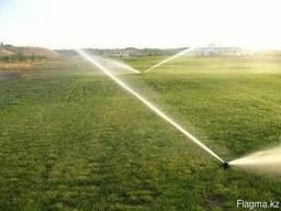 Автоматическая система полива территории