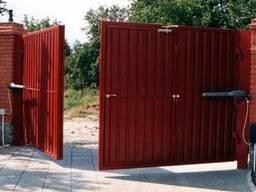 Автоматические ворота - фото 5