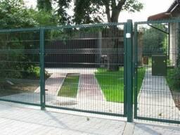 Автоматические ворота 3D