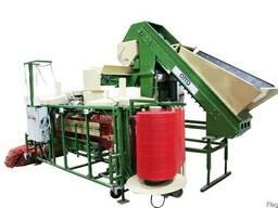 Автоматический фасовочный-упаковочный комплекс с сетказашиво