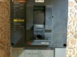 Автоматический выключатель Merlin Gerin Compact NB400N