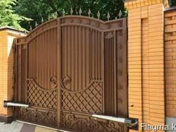 Автоматика для распашных и откатных ворот