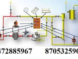 Автоматизация тепловых пунктов в Актау