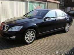 VIP Обслуживание на Мерседес S500 W221