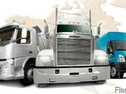 Автомобильные перевозки грузов Россия - Казахстан