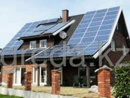 Автономная солнечная электростанция на 1 кВт/день (200 Вт/ча