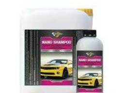 Автошампунь NANO Shampoo New 5 КГ