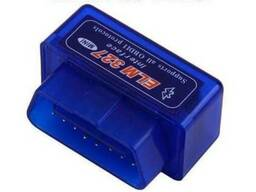 Автосканер ELM327 версия 1.5 и 2.1 сканер диагностика коды