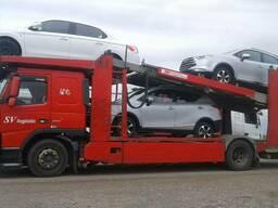Автовоз — перевозка автомобилей по Казахстану