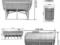 Баки для воды из пищевой нержавейки