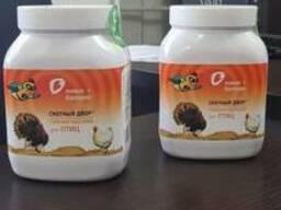 Бактерии для подстилки кур «Скотный двор» 500 гр