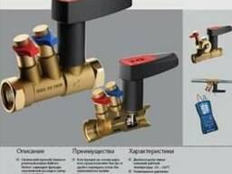 Балансировочные клапаны Ballorex