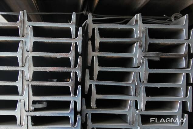 Балка стальная двутавровая 40Ш1