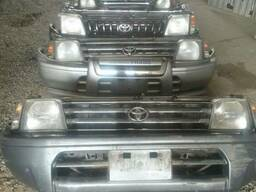 Бампер Toyota Land Cruiser Prado. Hilux SURF оригинал