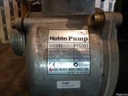 Бензиновая мотопомпа Robin-Subaru PTG 307 - фото 5