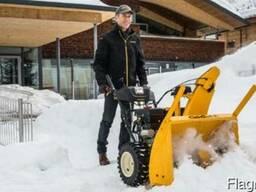 Бензиновая снегоуборочная машина P55090