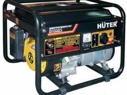 Бензиновый генератор электростартер 4000LX DY HUTER 3,0кВт