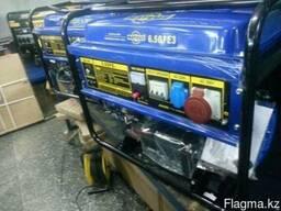 Бензиновый генератор на 6, 5 квт