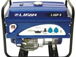 Бензиновые электростанции «LIFAN» LFAXQ-190А сварочный генер