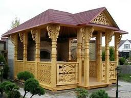 Беседка на заказ в Алматы