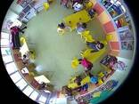 Беспроводная панорамная WiFi камера видеонаблюдения - фото 1
