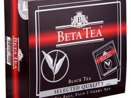 BETA чай 100 пак*2 грамм, пакетированный