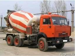 Бетон строительный М 400 (В30)