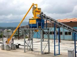 Бетонный завод производительностью 38 куб/час