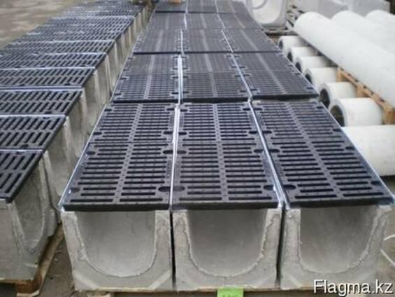 Железобетонные лотки водоотводные производство псков опоры лэп