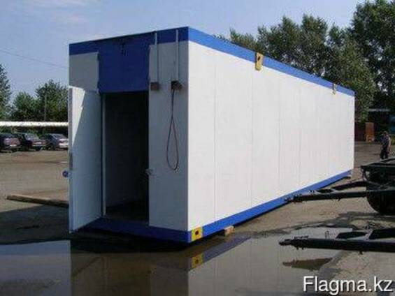 Блок-контейнер для строителей