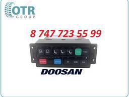 Блок управления печки Doosan 543-00049