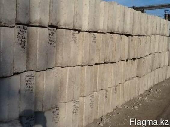 Блоки фундаментные (ФБС)