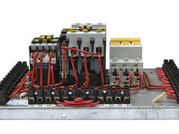 Блоки силовые для электрических нагревателей.