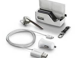 Блютуз-гарнитура Plantronics, 975/R Discovery headset, white