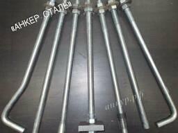 Болты анкерные фундаментные тип 1. 1 ГОСТ 24379. 80