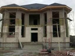 Бригада строителей выполнит работу по строительству с нуля.