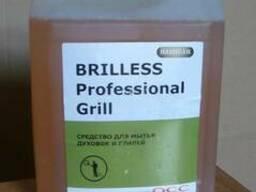 Brilless professional grill для очистки кухонных плит 5 л