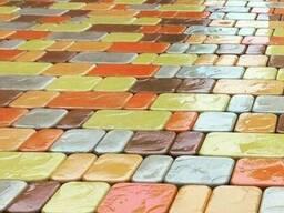 Брусчатка Амстердам из Ekam-бетон - 25 лет