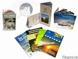 Буклеты, Листовки, Визитки, Флаера, Книги, Журналы, Этикетки
