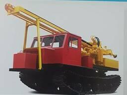 Буровая установка УРБ- 4Т.