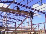 Строительство каркасных и бескаркасных зданий. - фото 1